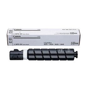Mực photocopy Canon NPG-84 Black Toner Cartridge (NPG-84)
